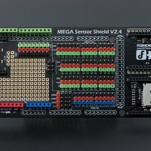 DFRobot Arduino Mega 專用感測器擴展板 含 Xbee 藍芽串口 SD卡座