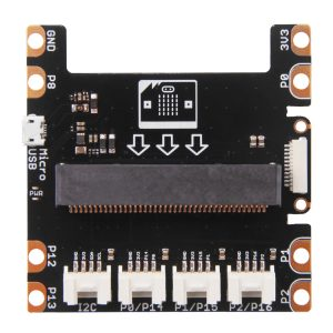 MicroBit 專用 Grove 介面擴展板 V2版本  Grove Shield for micro:bit v2.0