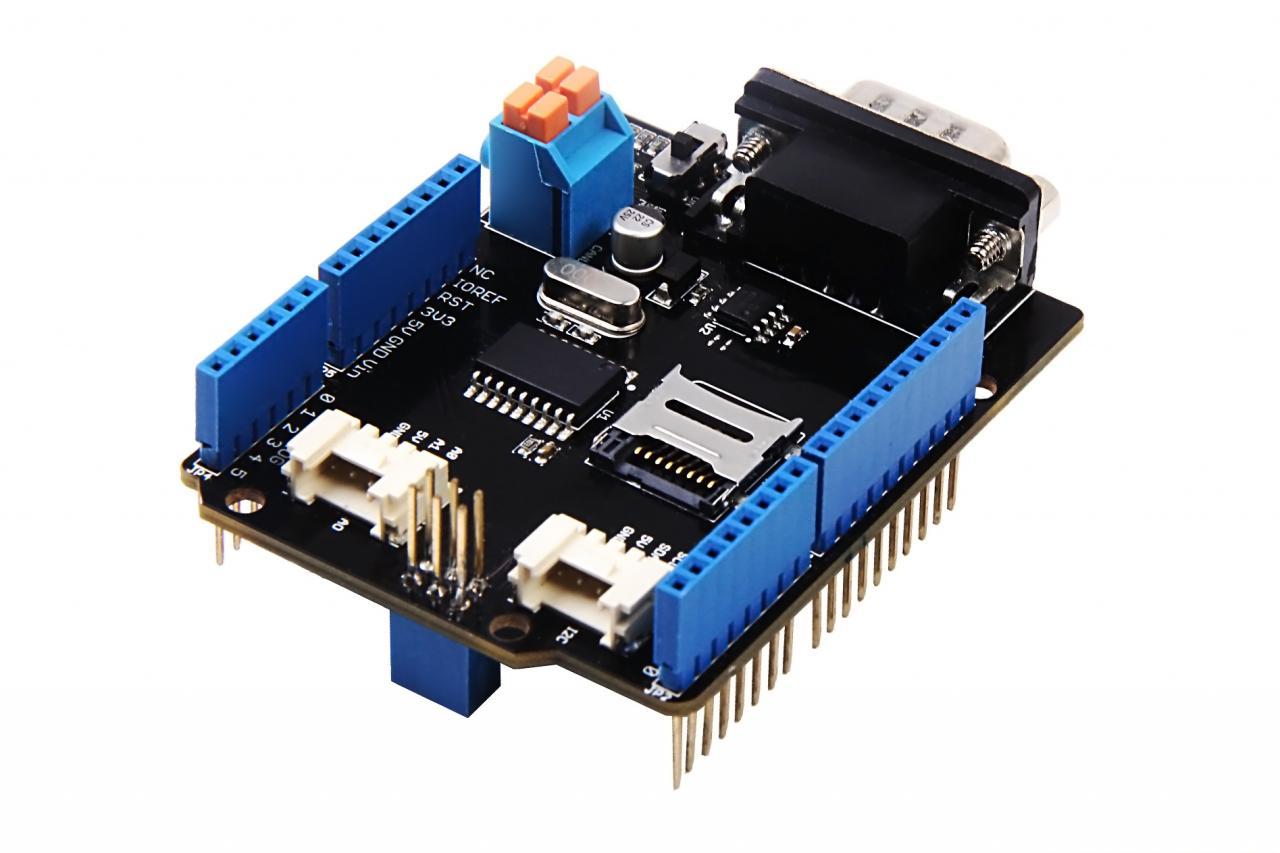 CAN-BUS Shield V2 控制器區域網路擴展板