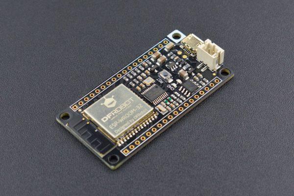 DFRobot FireBeetle ESP32 螢火蟲開發板 核心 ESP-WROOM-32 雙核微控制器 WiFi 藍牙 開發板