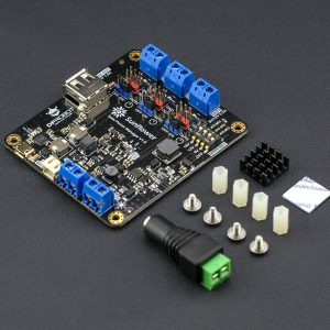 DFRobot 物聯網 IoT MPPT 太陽能電源管理模組 Sunflower : Solar Power Manager 原裝進口