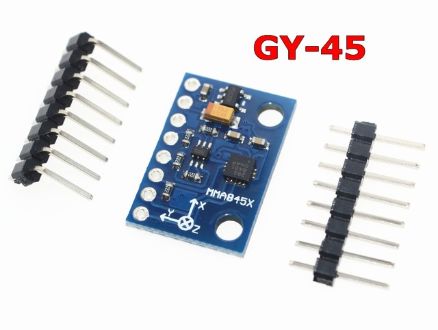 GY-45 MMA8451