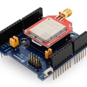Arduino NB-IoT 窄帶物聯網擴展板中華電信專用 Dragino NB-IoT Shield B8 擴展通訊板