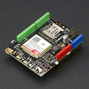 Arduino SIM7000E NB-IoT/LTE/GPRS 4G 通訊擴展板 台灣各電信頻段 FDD-LTE B3/B8/B20/B28
