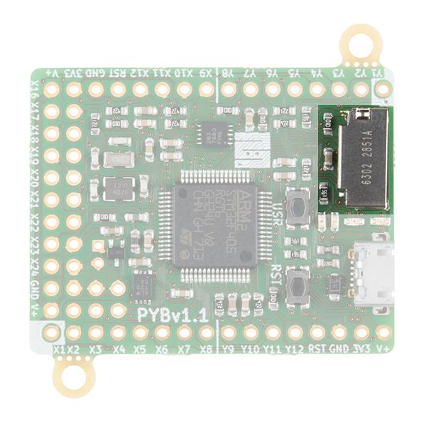 pyboard SD卡