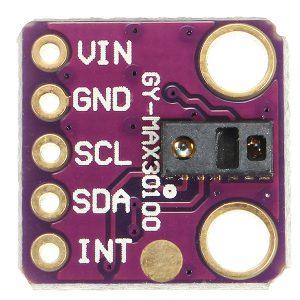 Arduino MAX30100 脈搏血氧儀 | 心率Pulse Oximeter Heart-Rate 感測器模組