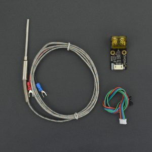 數字 I2C K型 高溫感測器模組  Gravity I2C High Temperature Sensor (K-Type