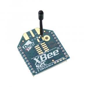 Digi XBee S2C RF 模組 Wire Antenna 3.1mW  戶外連線距離可達 1200m  Digi 原裝進口