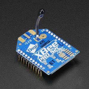 Digi Zigbee XBee PRO S2C ZigBee w/63 mW Wire Antenna通訊模組