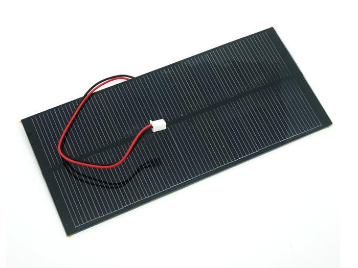 2W 5.5V 單晶矽太陽能電池板