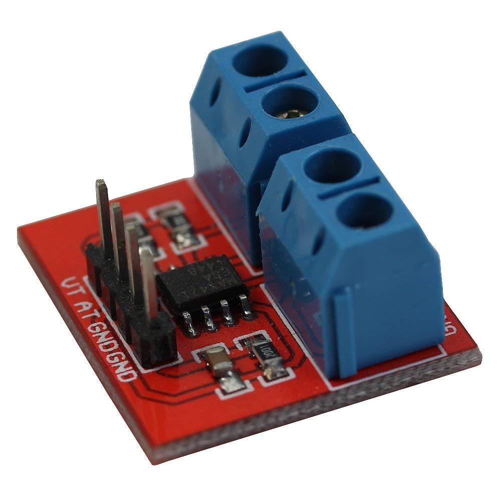 Arduino MAX471 電壓電流檢測模組