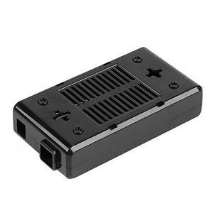 Mega2560 R3 ABS 一體成形外殼 可壁掛可裝在弱電箱 黑色