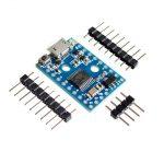 Arduino ATTiny167 相容 Digispark Pro Micro USB 開發板 微型低功耗 支援 Arduino IDE 介面