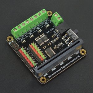 Micro:bit 電機馬達驅動擴展板 Micro:bit Driver Expansion Board