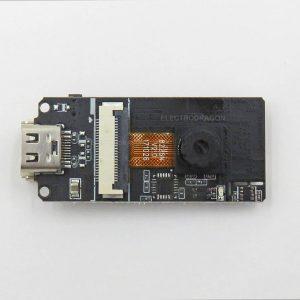 M5Stack ESP32CAM 無線攝影模組 ESP32 + OV2640攝像頭模組 M5Stack ESP32CAM 核心板