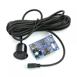 AJ-SR04M 一體化防水型超音波測距模組 防水型超音波距離感測器模組 20CM-8公尺測距