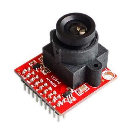 Arduino 200萬像素 OV2640 影像擷取模組 攝像頭模組 支援 JPEG 壓縮輸出
