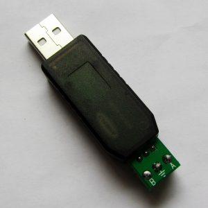FT232 工業級 USB 轉 RS485 轉換器 通訊模組 帶TVS保護 具備過壓保護