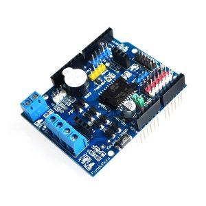 L298P Motor Shield  Arduino 直流馬達驅動模組 直流電機驅動模組
