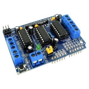 L293D motor control shield 電機驅動擴展板