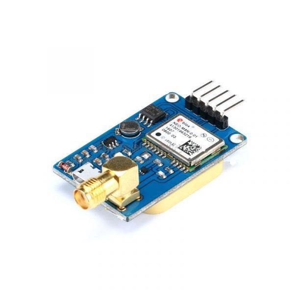 Ublox NEO M8N 高精度GPS導航定位模組 自帶信號放大 支援 Arduino 與 樹莓派