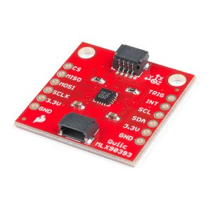 SparkFun MLX90393 Triple Axis Magnetometer Breakout 三軸磁力計擴展板 (支援 Qwiic 系統)