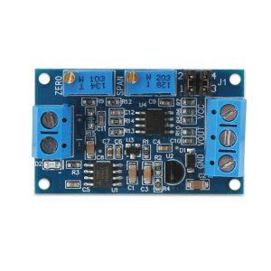 多功能可調整式 電流轉電壓模組 0/4-20mA 轉 0-3.3V5V10V 電壓變送器 信號轉換板