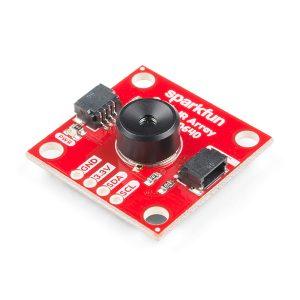 SparkFun IR Array Breakout 陣列式熱電堆感測器 - 110 Degree FOV