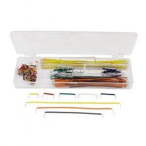 14種長度 140根優質跳線 麵包板線 麵包板專用跳線組 加贈 收納盒
