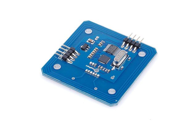 13.56Mhz RFID 讀寫卡模組  UART TTL 支援 Mifare RC522 S50 S70 讀取寫入