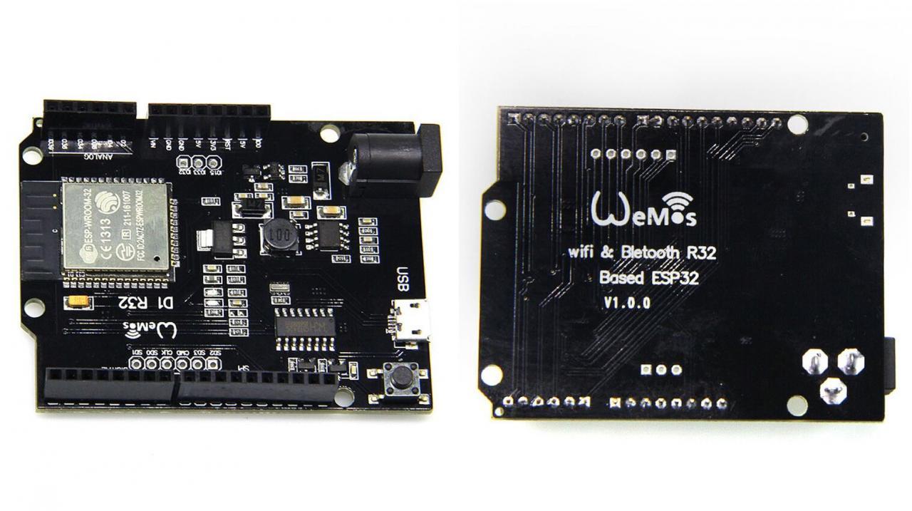 WeMos D1 R32