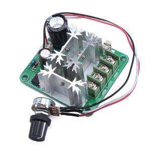 PWM 無級變速 6V~90V/15A 直流馬達調速器/調壓器 可PLC控制調速