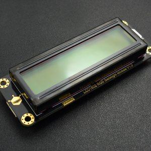 Gravity: I2C LCD1602 RGB彩色背光液晶屏 DFRobot 原裝進口