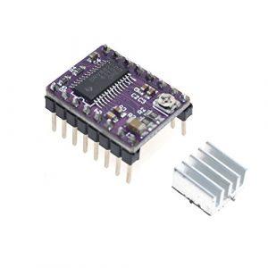 StepStick DRV8825步進電機驅動器 Reprap 4層 PCB板 取代 A4988