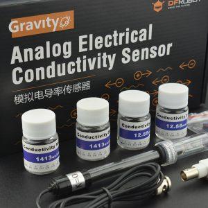 Gravity: 模擬類比式電導率量測儀組 Analog EC Meter 模擬電導率計