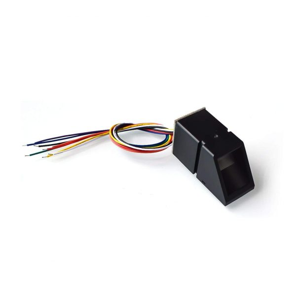 Arduino 光學指紋辨識模組 UART 通訊  可儲存 127 組容量 提供範例函數庫