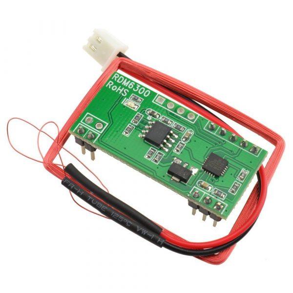 RDM6300 RFID 125K EM4100 讀卡器 射頻模組 UART串口輸出