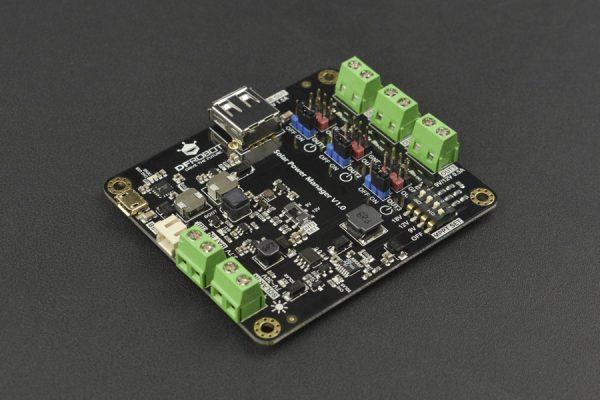 DFRobot 原裝 Sunflower 太陽能電源管理模組 9V/12V/18V