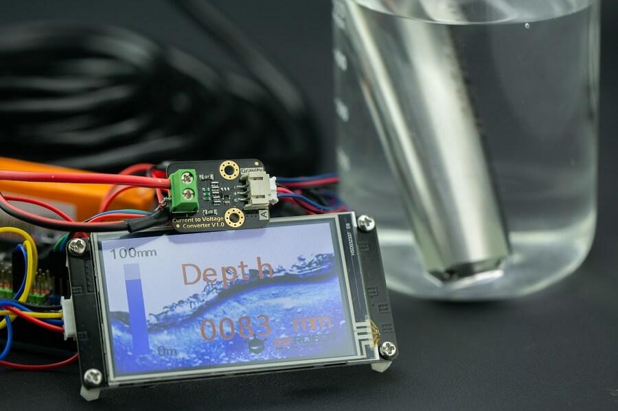 Current to Voltage Converter電流轉電壓傳感器