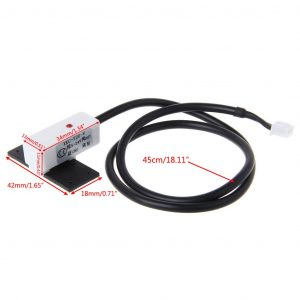 管道式非接觸液位感測模組 工業用 5-24V  寬電壓 高低平瓶輸出 Arduino / 樹梅派可用 含範例碼