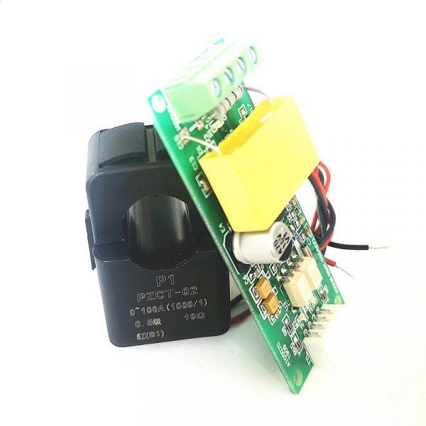 Arduino AC 交流電多功能感測模組 TTL 串口通訊  偵測電壓
