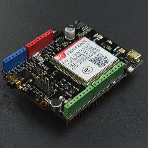 Arduino 4G Lite 擴展板 SIM7600CE-T 4G(LTE) Shield for Arduino 4G LTE 通訊模組