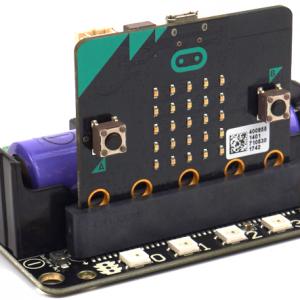 RobotBit - Robot Expansion Board for Micro:bit 擴展板 自帶 18650 電池座