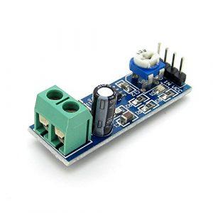LM386 功放 模組 音頻 放大板 200倍增益 音頻放大器 單聲道 可接小瓦數喇叭 Arduino 可用