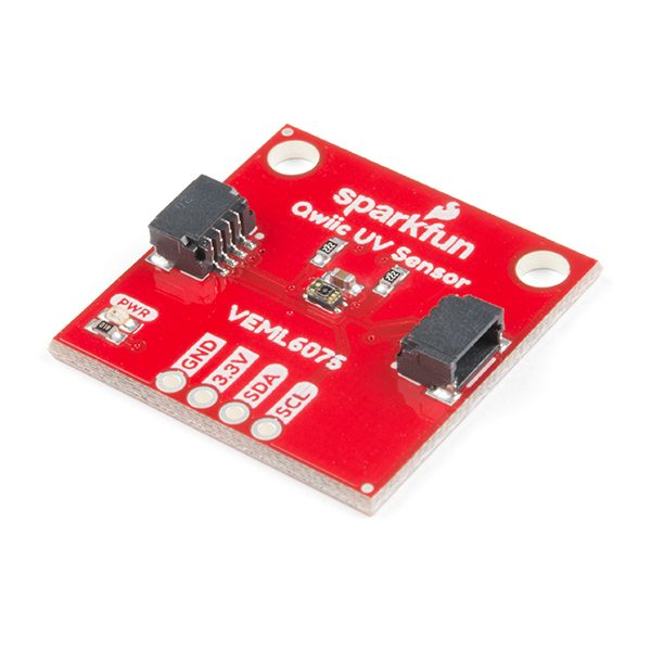 VEML6075 UV Light Sensor Breakout 紫外線光感測器  – 具 Qwiic 接口 SparkFun 原裝進口