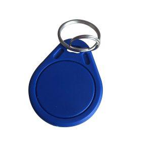 MFRC-522 RC522 RFID IC 鑰匙扣 13.56MHZ IC 鑰匙扣卡 五顆一包