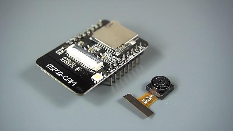 ESP32-CAM WiFi + Bluetooth Camera Module Development Board