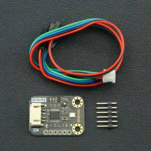 Gravity: I2C BME680 環境多功能感測器  測量VOC(揮發性有機物)、溫度、濕度、氣壓