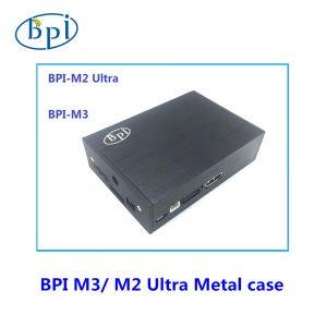 原廠 Banana PI M3/M2 Ultra 金屬鐵殼,只適配 M3