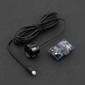 Arduino  防水超聲波測距模組 含防水超音波感測器探頭 2.5M 長度